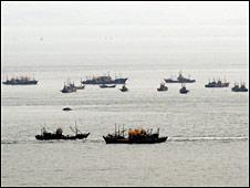 Tàu cá của Trung Quốc