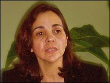 Eugenia Salazar, fiscal adjunta de violencia doméstica y delitos sexuales del Ministerio Público en Costa Rica