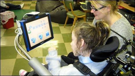 Programa para niños con discapacidades
