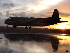 Avión francés