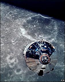 Cápsula del Apollo 10