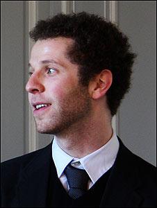 Mischa Liatowitsch, coordinador del Foro de la Juventud