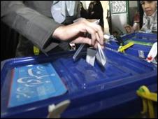 رای دهنده ایران