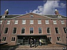 Nueva sede del Hermitage en Amsterdam