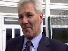 David Chaytor, miembro del Parlamento.