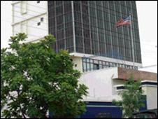 Sứ quán Mỹ tại Hà Nội