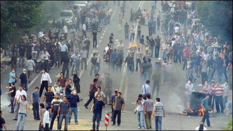 İran'da Haziran 2009 seçimi sonrası protestolar