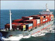 کشتی باری (عکس آرشیو)
