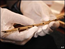 Flauta más antigua del mundo