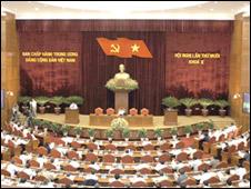 Hội nghị BCH Trung ương