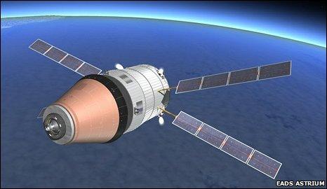 Проект космический корaбль