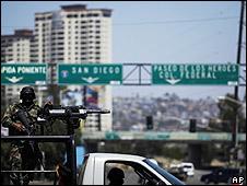 Frontera de México con EE.UU.