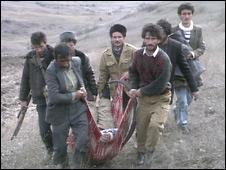 Во время карабахского конфликта