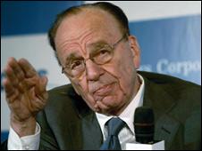 Bấm vào để xem các bộ phận thuộc tập đoàn News Corp của ông Rupert Murdoch