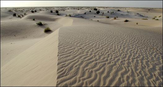 Desierto del Sahara
