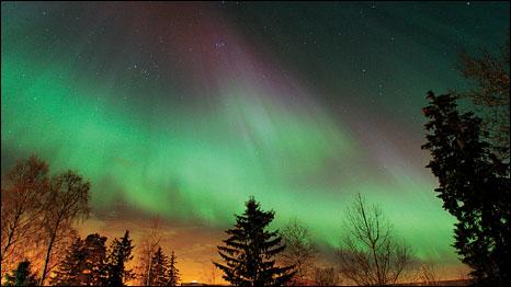 Aurora Boreal (Foto: Arne Danielsen)