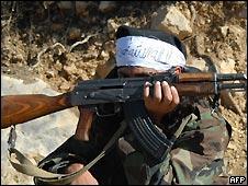 Militante talibán