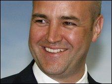 Primer ministro sueco, Fredrik Reinfeldt.