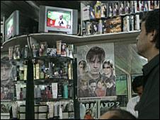 تلویزیون در افغانستان