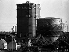 Planta de British Steel en Corby