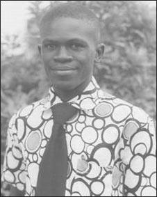 Amazino Robinson, the author of Naija Bride