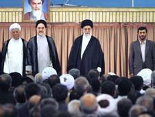 تنفیذ دوره اول احمدی نژاد
