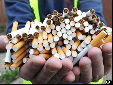 Cigarros (arquivo)