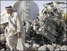 Explosão no Iraque