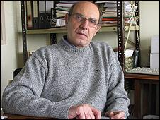 Eduardo Mizraji, biofísico