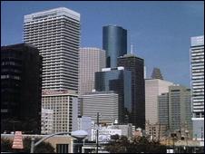 Trung tâm thương mại của Houston