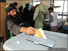 افغانستان میں صدارتی انتخابات