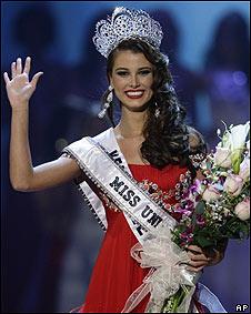 Stefania Fernández , Miss Universo 2009