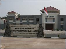 Nhà tù Lapas Barelang nơi giam giữ nhiều ngư dân Việt Nam