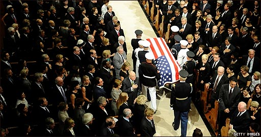 Funeral de Ted Kennedy