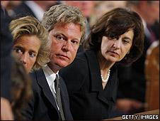 Familia de Ted Kennedy