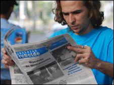 """Periódico cubano ataca la censura-----------VEREMOS CUANTO """"DURA"""" QUIEN ASI HABLA, EN UN MEDIO OFICIAL DELC ASTRISMO 090831140552_sp_cuba_prensa_jr_226x170"""