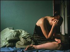 Mujer deprimida (Foto: Archivo)