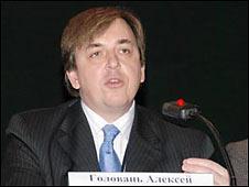 Алексей Головань. Фото с сайта уполномоченного по правам ребенка в Москве