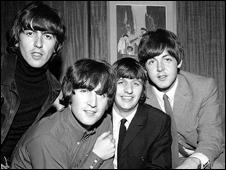 Os Beatles (arquivo)