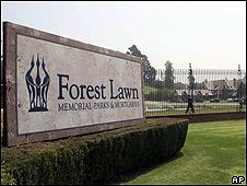 Cementerio Forrest Lawn