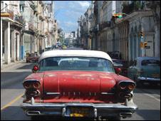 Calle de La Habana, Cuba (Foto: Raquel Pérez)