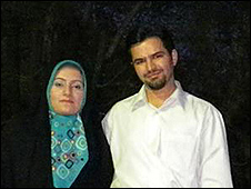 علی پیرحسینلو و فاطمه ستوده