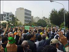 تظاهرات روز قدس سال 88