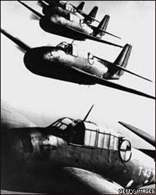 Aviones Avenger similares a los desaparecidos en 1945