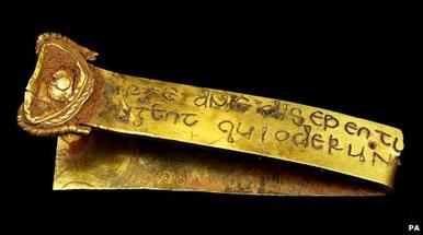 Tesouro anglo-sacão