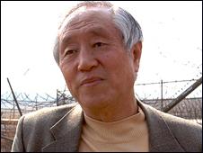 Nhà hoạt động cho nhân quyền người Bắc Hàn C.K. Park