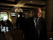 José Miguel Insulza, secretario general de la OEA (Foto de Archivo)