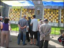 Torneo de ajedrez en Jermuk