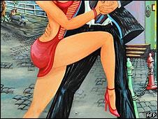 Tango, patrimonio de la Humanidad