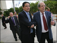 Misión de avanzada de la OEA en Honduras